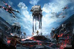 Battlefront - War Zone