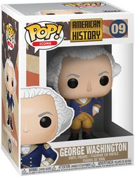 George Washington vinylfigur 09