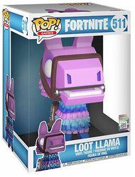 Loot Llama 10 Super Size vinylfigur 511