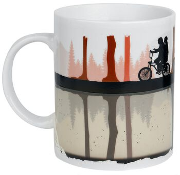 Upside Down - Heat-Change Mug
