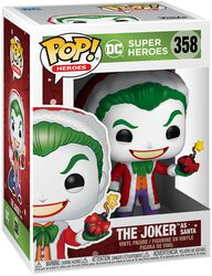 Joker as Santa (Holiday) vinylfigur 358