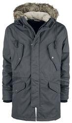 Lux Parka Jacket