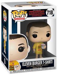Eleven (Burger T-Shirt) vinylfigur 718