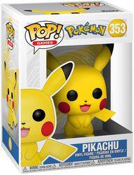 Pikachu vinylfigur 353