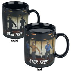 Transporter - Heat-Change Mug