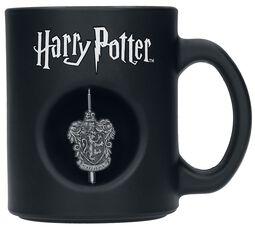 Gryffindor - mugg med spinner