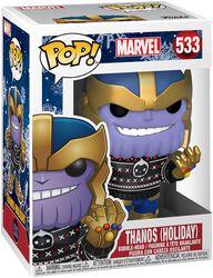 Thanos (Holiday) vinylfigur 533
