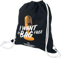 I Want To Bag Free - Gymväska