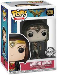 Wonder Woman vinylfigur 229