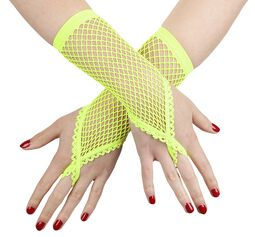 Näthandskar med fingerögla