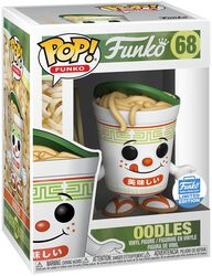 Fantastik Plastik Oodles (Funko Shop Europe) vinylfigur 68