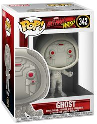 Ant-Man and The Wasp - Ghost vinylfigur 342