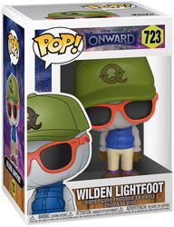 Wilden Lightfoot vinylfigur 723