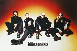 Bandposter 98/99