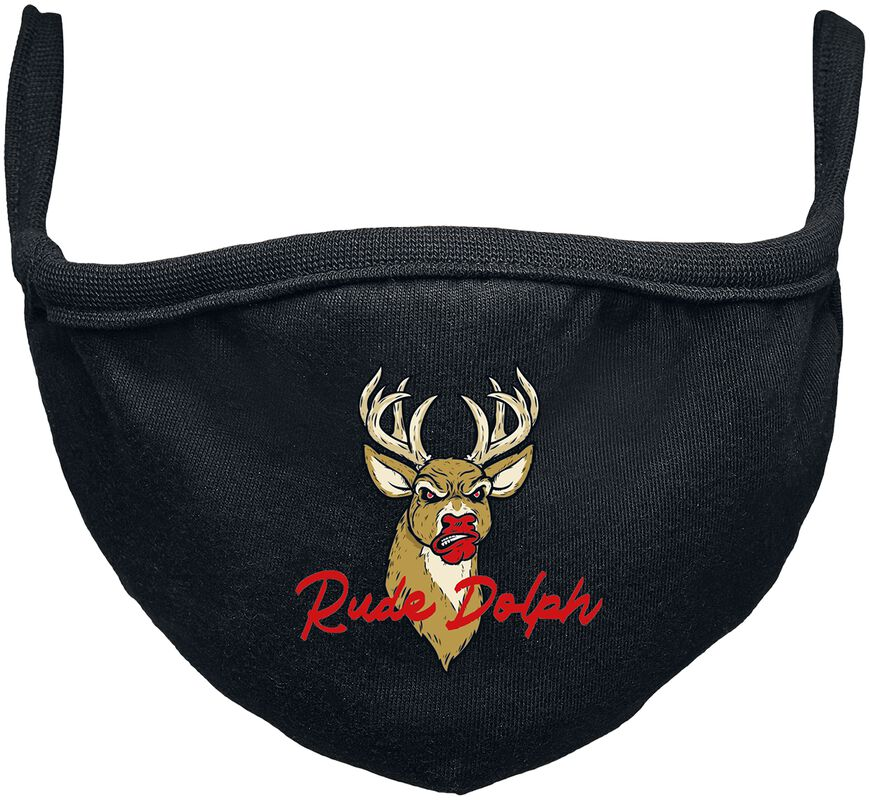 Reindeer Face Mask
