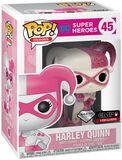Harley Quinn (Glitter Pink) vinylfigur 45