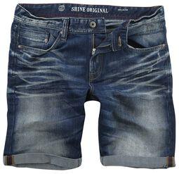 Elbert - Denim Shorts