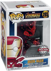 Infinity War- Iron Man (Red Chrome) vinylfigur 285
