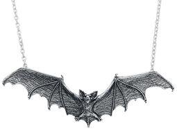 Gothic Bat Pendant