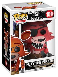 Foxy The Pirate - vinylfigur 109