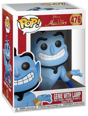 Genie with Lamp vinylfigur 476