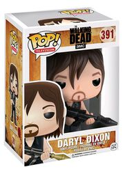Daryl Dixon with Rocket Launcher - vinylfigur 391