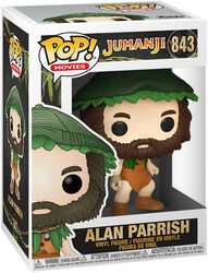 Jumanji Alan Parrish - vinylfigur 843