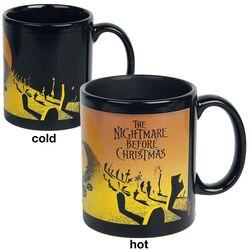 Graveyard Scene - Heat-Change Mug