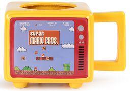 Super Mario Bros - Heat-Change Mug