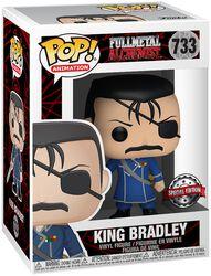 King Bradley (Chase-möjlighet) vinylfigur 733