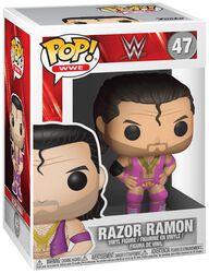 Razor Ramon (Chase-möjlighet) vinylfigur 47