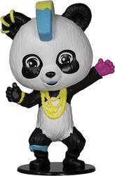 Panda chibifigur (Ubisoft Heroes Collection)