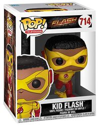 Kid Flash vinylfigur 714