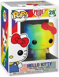Pride 2020 - Hello Kitty (Rainbow) vinylfigur 28