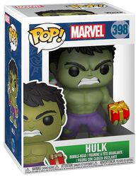 Hulk (Holiday) vinylfigur 398