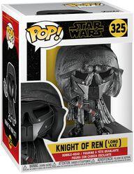 Episode 9 - The Rise of Skywalker - Knight of Ren (Long Axe) (Chrome) vinylfigur 325
