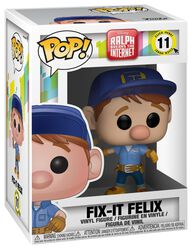 2 Ralph Breaks The Internet - Fix-It Felix vinylfigur 11