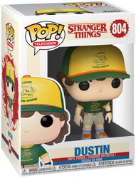 Season 3 - Dustin vinylfigur 804