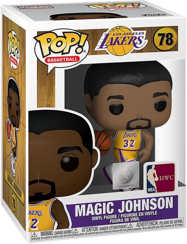 LA Lakers - Magic Johnson vinylfigur 78