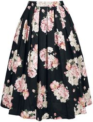English Rose Pleated Skirt