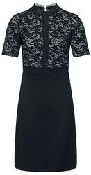 Edgy Lace Dress