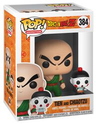 Z - Chiaotzu and Tien vinylfigur 384