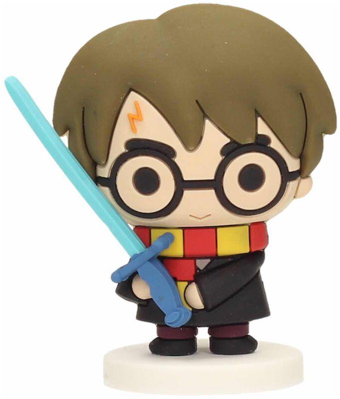 Harry mit Schwert Pokis Figur