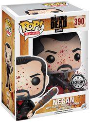 Negan (Bloody Version) vinylfigur 390