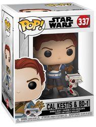 Jedi: Fallen Order - Cal Kestis and BD-1 vinylfigur 337