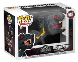 Jurassic World - Indoraptor vinylfigur 588