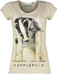 Hufflepuff - The Badger