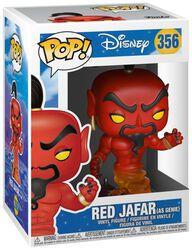 Red Jafar (Chase-möjlighet) vinylfigur 356