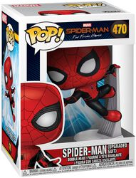Far From Home - Spider-Man (Upgraded Suit) vinylfigur 470