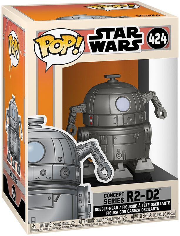R2-D2 (Concept Series) Vinyl Figur 424